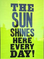 Sunshineshere